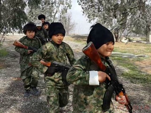 ISIS children