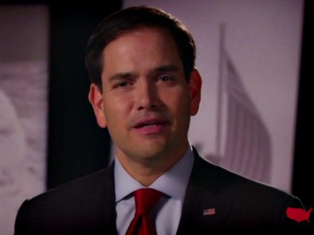 Marco Rubio God Ad