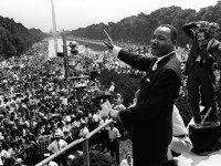 Donald Trump Commemorates Anniversary of Martin Luther King's March on Washington