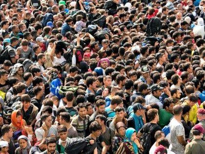 Mass Immigration Christian BrunaAP