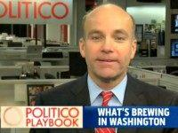 Mike Allen Politico Playbook MSNBC