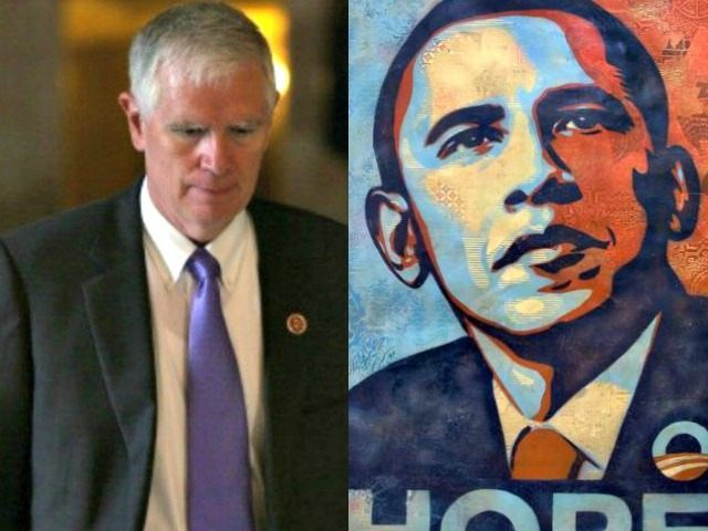 Mo Brooks and Hope Poster SHEPARD FAIREY AP
