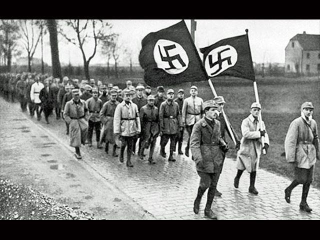 Nazi-Brownshirts