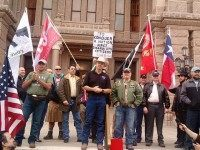 Open Carry at Texas Capitol