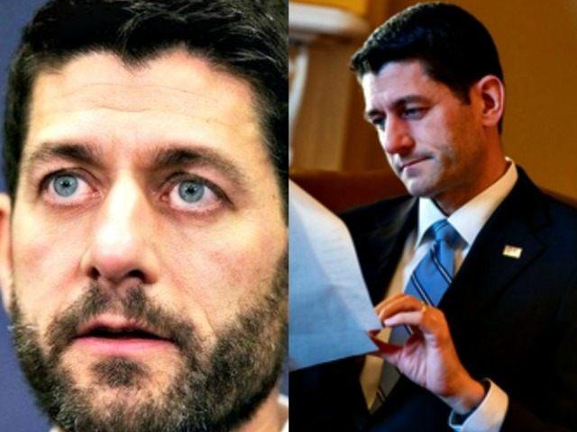 Paul Ryan Beard, No Beard