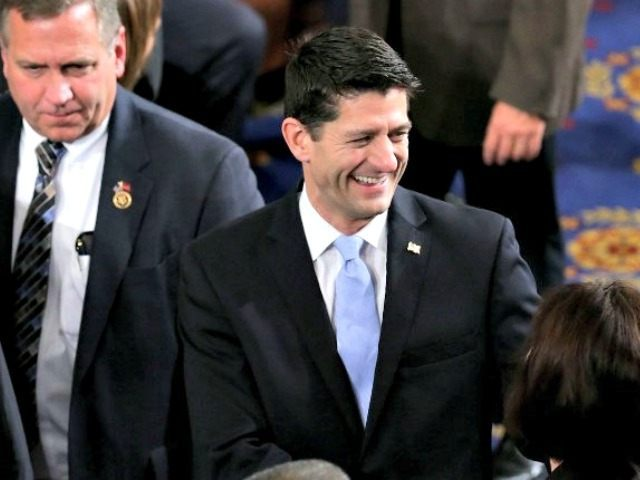 Paul Ryan Congress SomodevillaGetty ImagesAFP