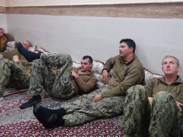 Report: U.S. Apologizes After Iran Seizes Sailors, Now Free