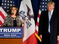Exclusive: Sarah Palin on Donald Trump's First 100 Days