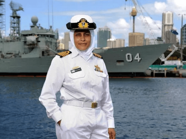 muslim australian navy