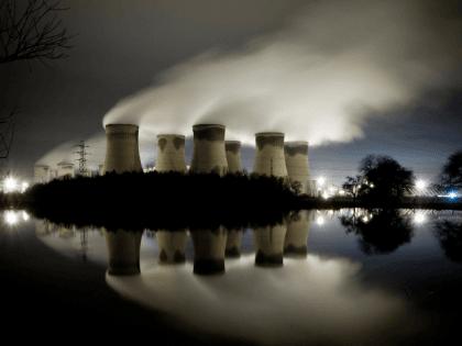 Drax Power Station Coal Energy Global Warming