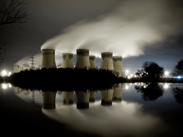 Drax Power Station Coal Energy Global Warming