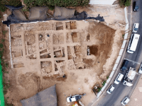 ancient Israel citadel