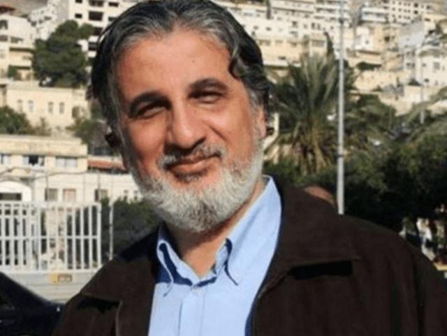 Salim Sweidan, a Palestinian journalist
