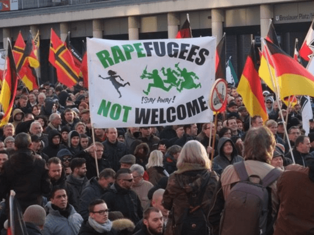 Cologne Migrant Rape PEGIDA refugee attack