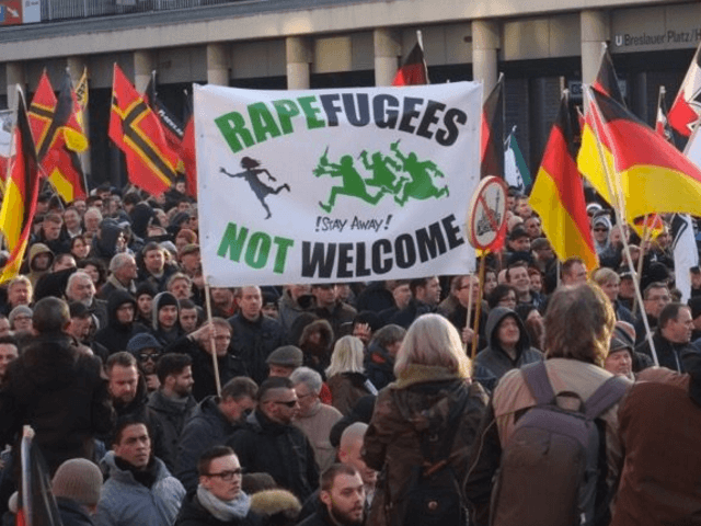 Member of German Left Youth Party Apologizes to Refugees on Facebook After Alleged Sexual Assault by Migrant - Breitbart