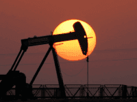 Oil jumpjack (Hasan Jamali / Associated Press)