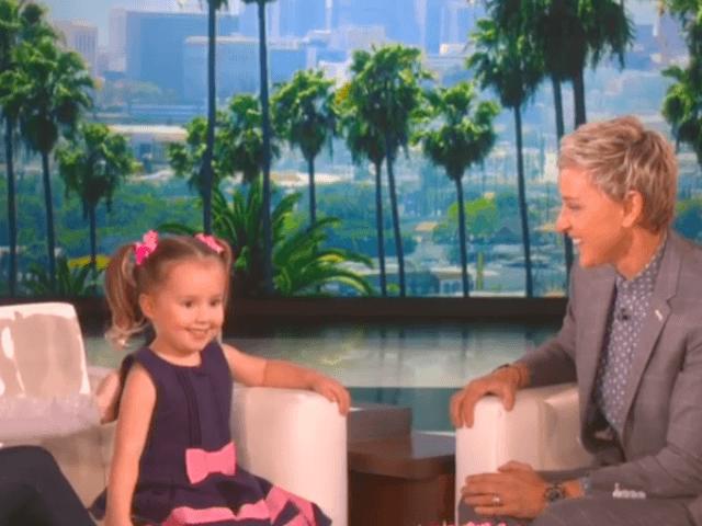 Whiz kid (Screenshot / YouTube / Ellen)