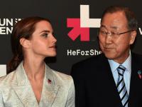UN Women Goodwill Ambassador Emma Watson