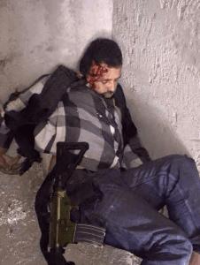 Chapo Gunfight