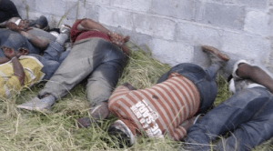 San Fernando mass grave