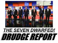 Seven Dwarfed (Drudge)