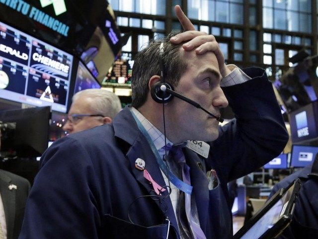 Stock market crash (Richard Drew / Associated Press)