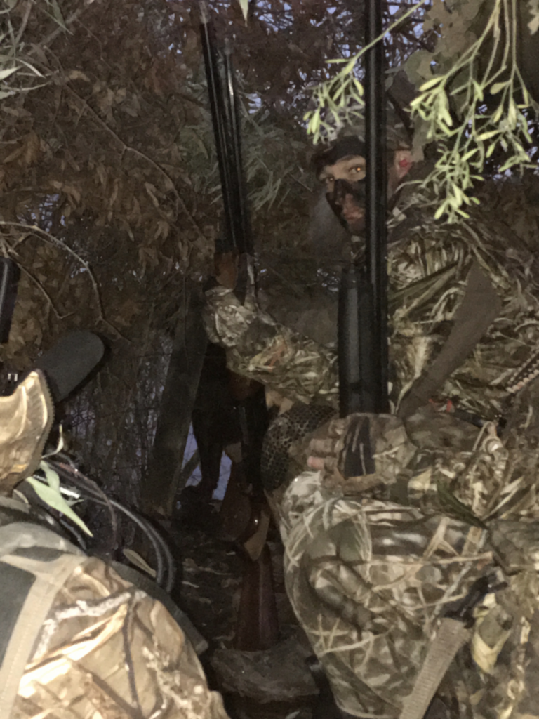 Ted Cruz Hunting Camoflage
