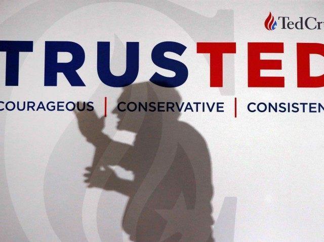 Ted Cruz (Paul Sancya / Associated Press)