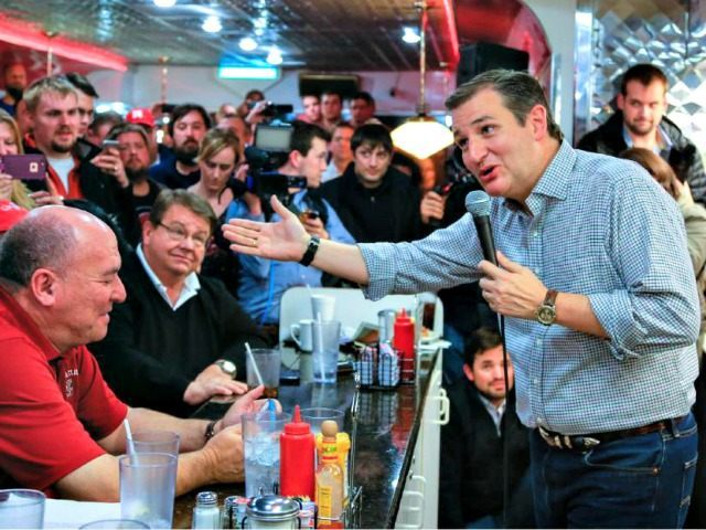 Ted Cruz in Iowa AP Nati Harnik