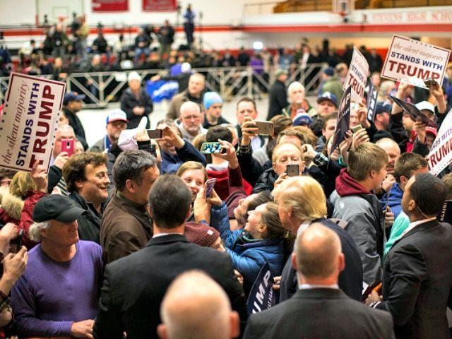 Trump New Hampshire Scott Eisen Getty
