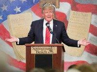 South Carolina: Trump Booed at Tea Party Convention for Attack on Cruz Goldman Sachs Loan
