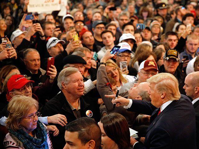 Trump Campaign Aims To Win New Voters, Alienated Voters ...