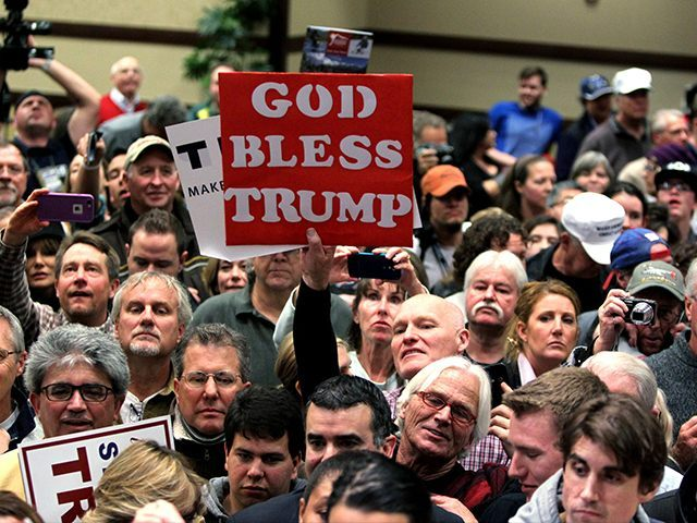 Trump supporters AP Photo/Lance Iversen