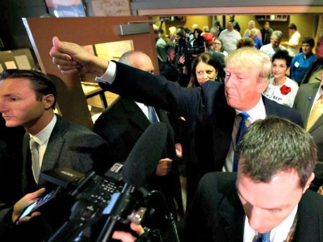 Trump in Iowa Charlie Neibergall, AP