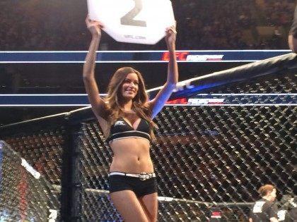 UFC Octagon Girl