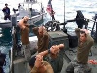 US Sailors Arrested Iranian State News