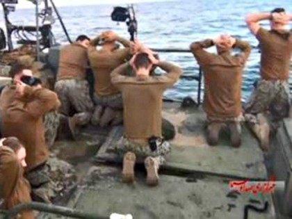 US Sailors Iranian Video ABC News