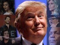 Trump-celebs
