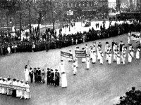 Womens Suffrage Parade 1913