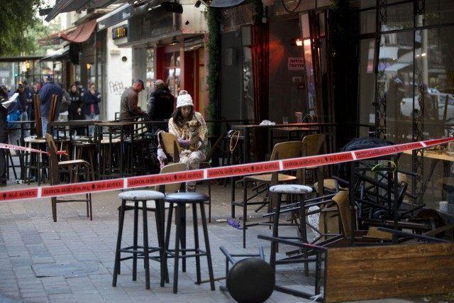 Tel Aviv terror