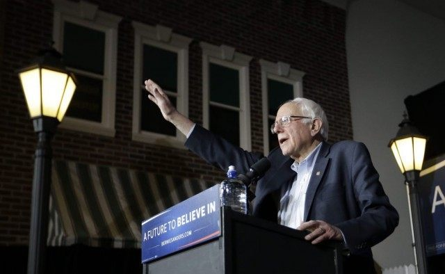 Revealed: Sanders Volunteered in Israel for Marxist Revolutionary Group