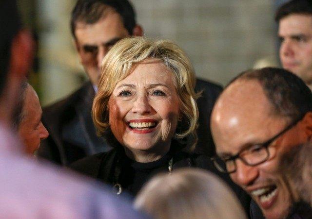 Hillary Clinton, Tom Perez
