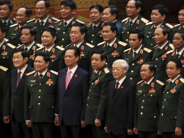 Truong Tan Sang, Nguyen Tan Dung, Nguyen Phu Trong