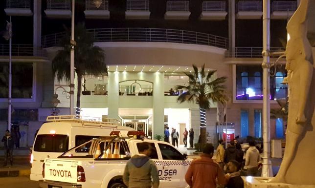 Gunmen Attack Egyptian Resort City 'By Sea'