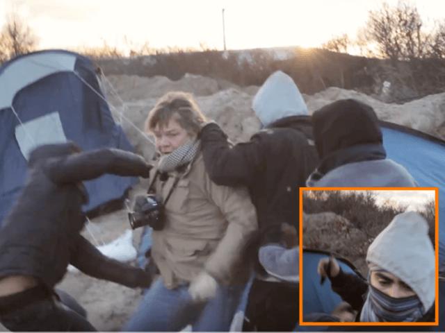 Calais Migrant Camp