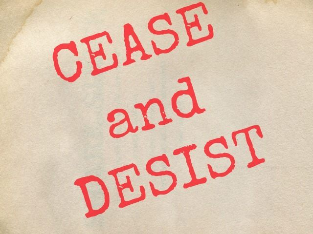 1000+ Ideas About Cease And Desist On Pinterest Goodbye