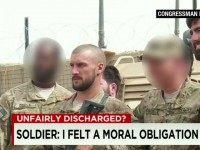 Decorated Green Beret Will Not Be Expelled for Confronting Afghan Child Rapist