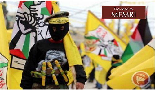 fatah day parade bethlehem
