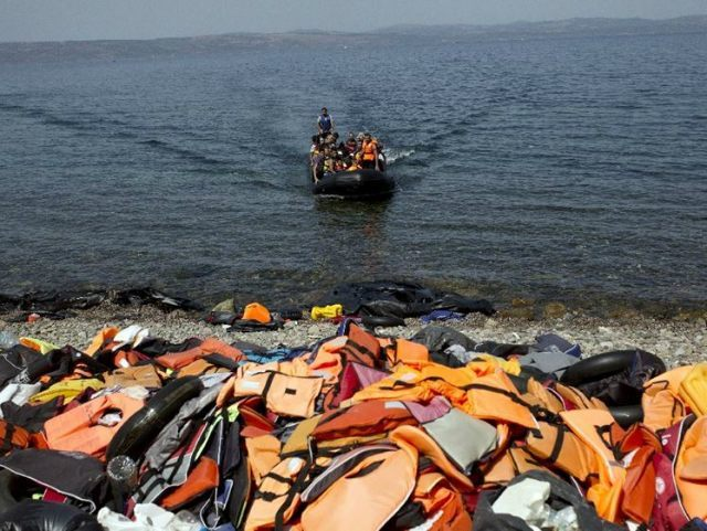 Turkish authorities on Tuesday found the bodies of nine migrants, …