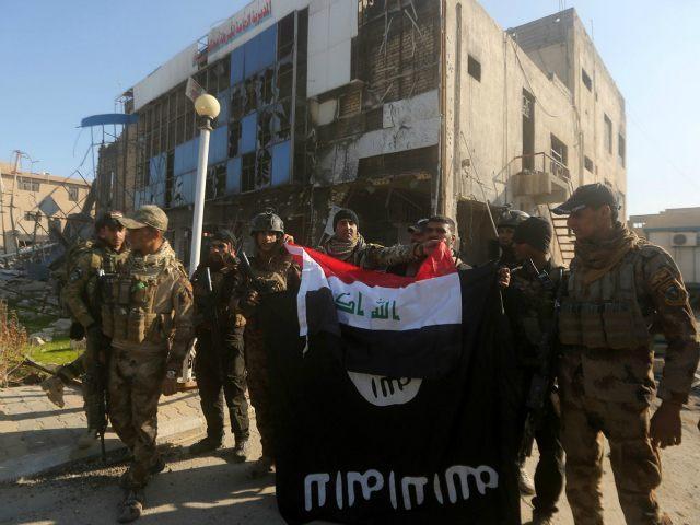AFP PHOTO / AHMAD AL-RUBAYE / AFP / AHMAD AL-RUBAYE